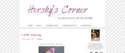 Charity Designs: Hershy's Corner